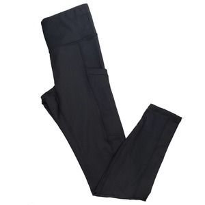 Fabletics High-Waisted Cold-Weather Pocket Leggings